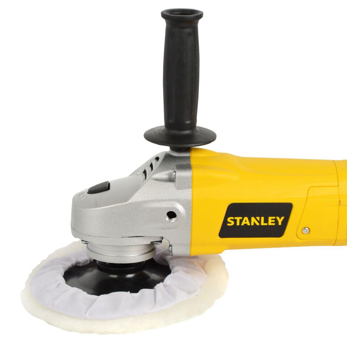 """Politriz Angular 7"""" 1300W STGP1318K-BR 127v Stanley"""