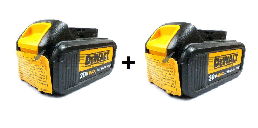 RocKit Bateria Li-Ion 20V 3.0Ah DeWALT para DCD980 / 985 Cod: N375639 (2 unidades)