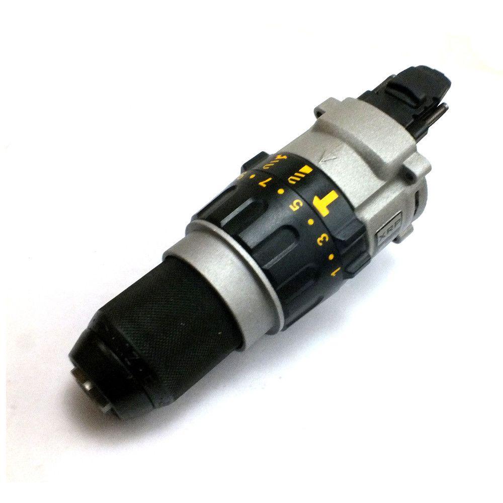 Rotor Transmissão e Mandril P/ Parafusadeira DCD985 DeWALT N211314