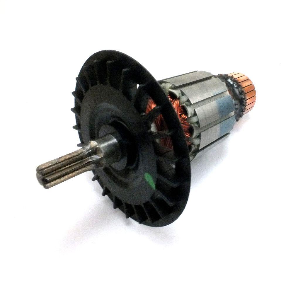 """Rotor 220V P/ Furadeira 5/8"""" DW130V DeWALT Tipo1 658752-01SV"""