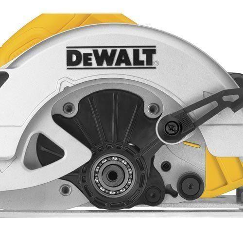"""Serra Circular 7 1/4"""" 1800W C/ Disco Widea DeWALT DWE575-BR"""