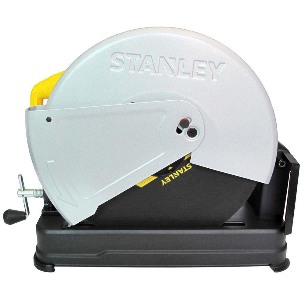 "Serra Rápida Portátil 14"" 2.100 Watts Para Cortes Em Metais - Stel701 - Stanley (220v)"