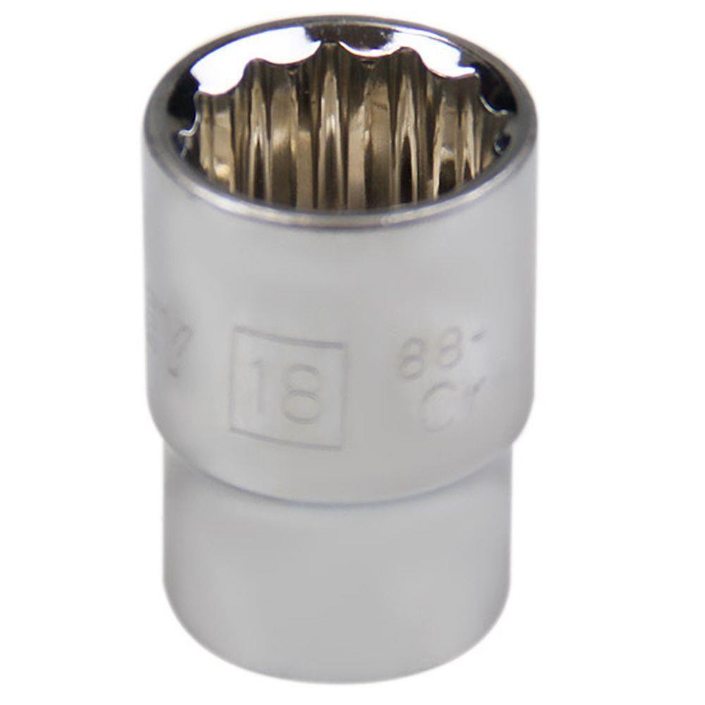 Soquete Estriado De 1/2 - 18mm Stanley 4-88-790