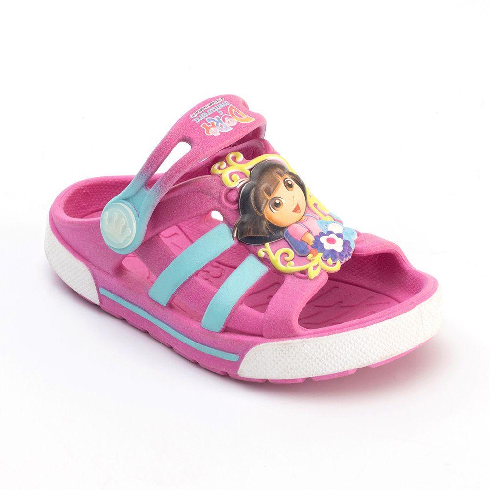 Babuche Plugt Dude Dora Infantil