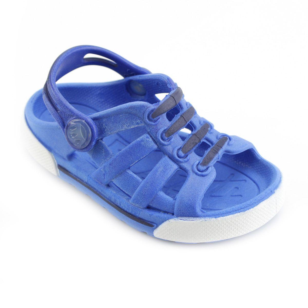 Babuche Plugt Dude Sport Azul