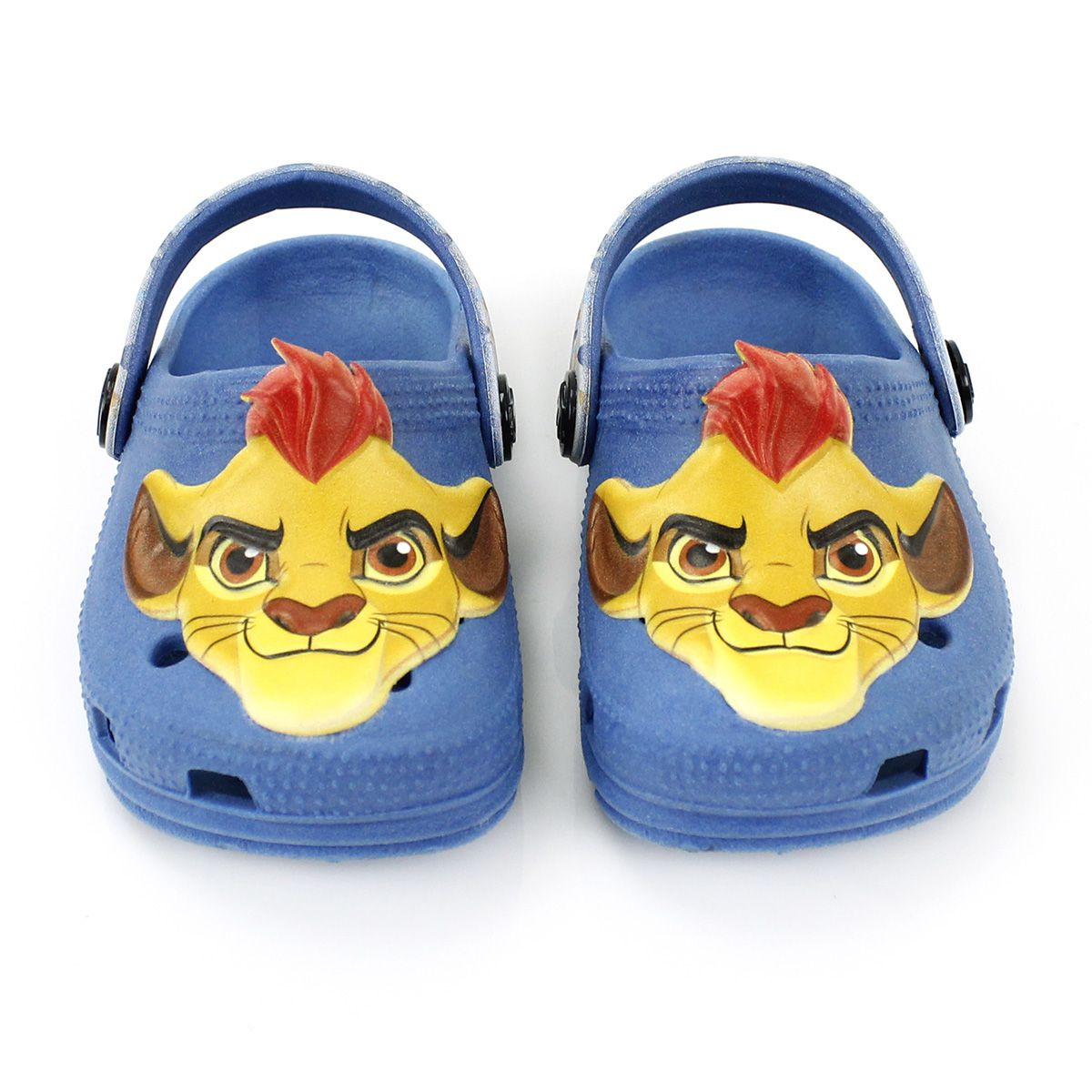 Babuche Plugt Rei Leão Disney Azul