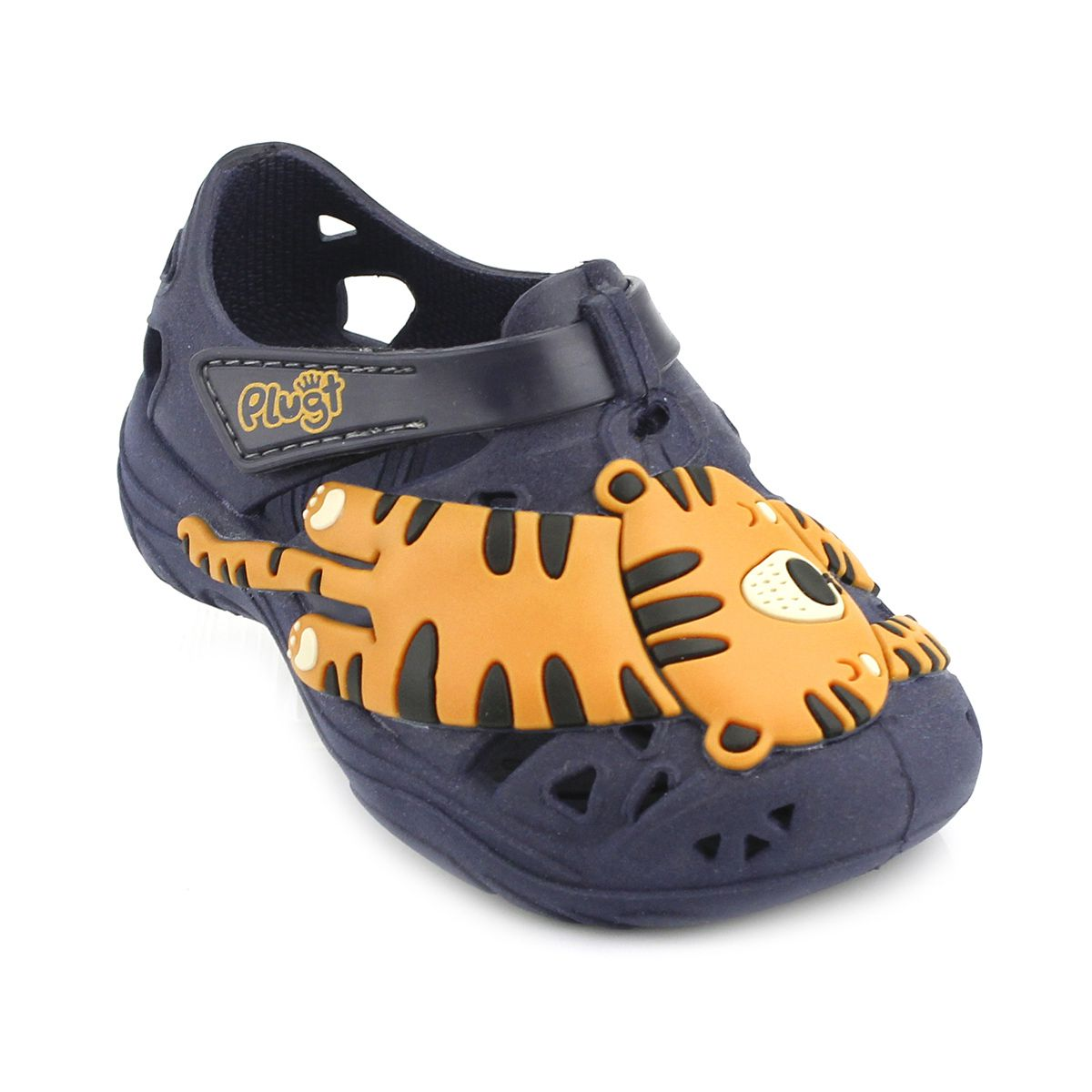 Babuche Plugt Tigre Marinho V