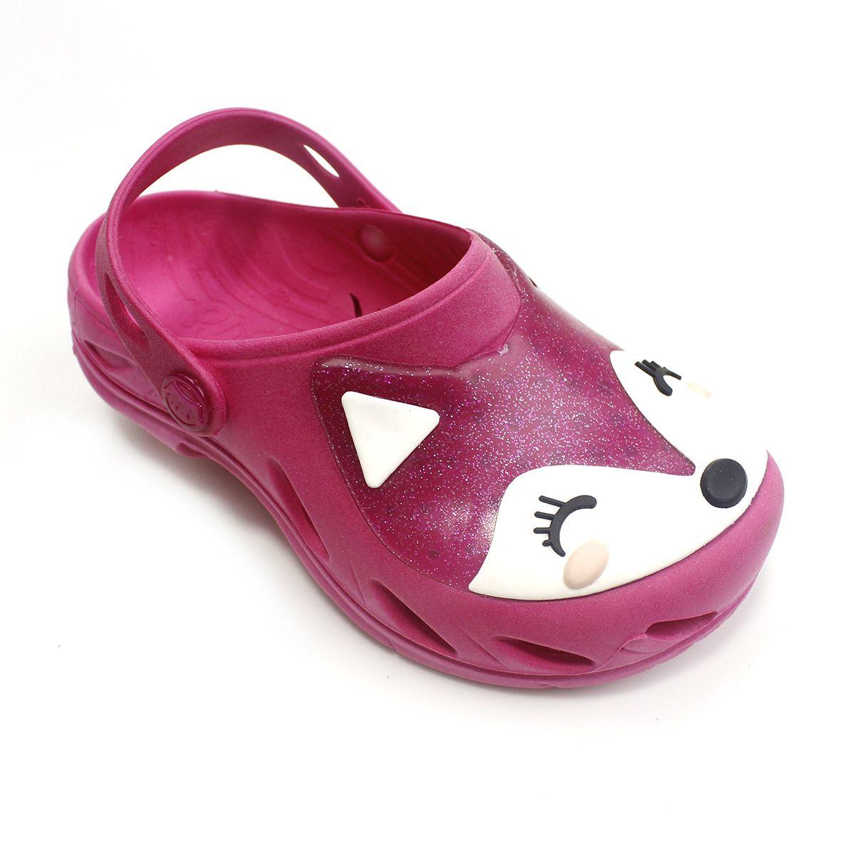 Babuche Plugt Ventor Raposa Pink