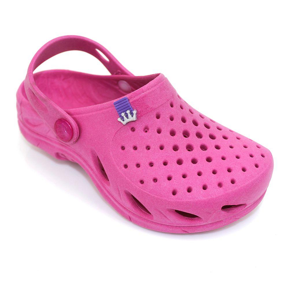 Babuche Ventor Baby Básico Pink
