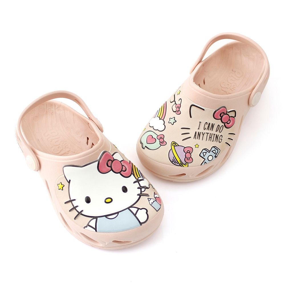 Babuche Ventor Kids Hello Kitty I Can Do