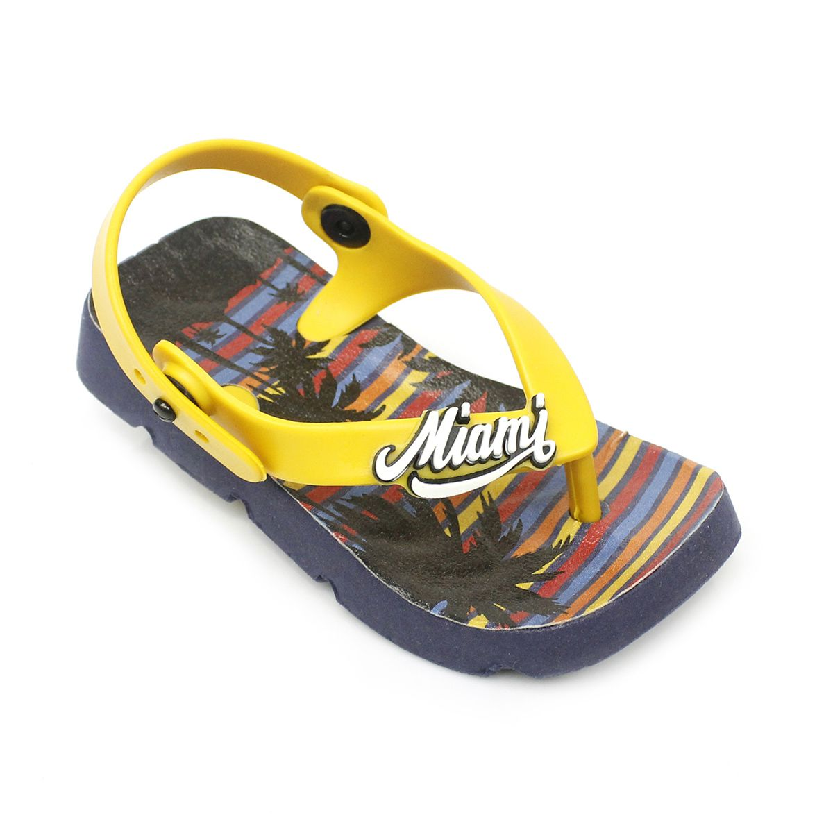 Chinelo Plugt Beach Miami