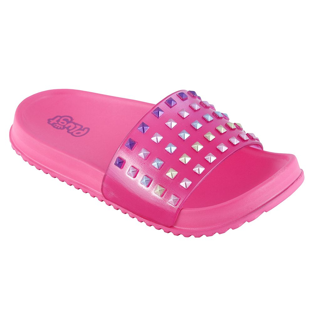 Chinelo Plugt Slide Spikes