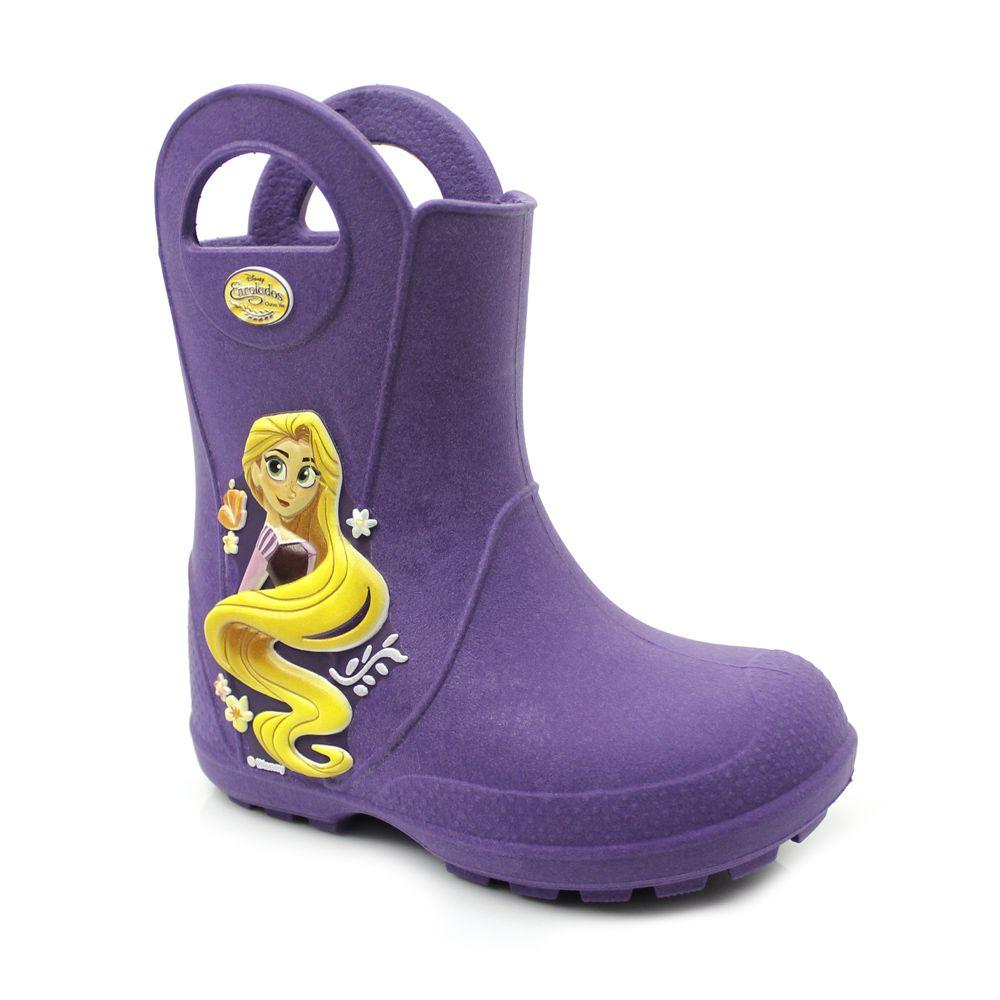 Galocha Plugt Enrolados Rapunzel Disney
