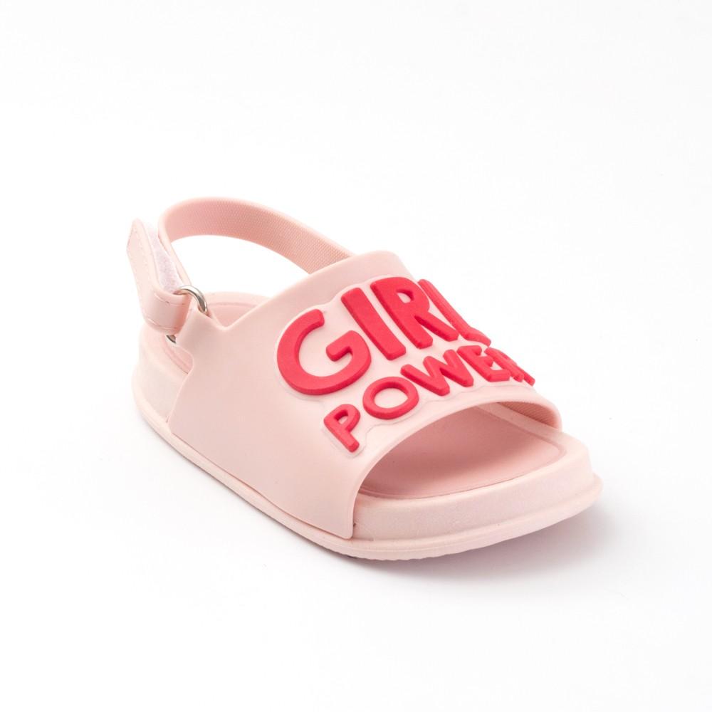 Sandália Plugt Mini Bizz Girl Power Infantil
