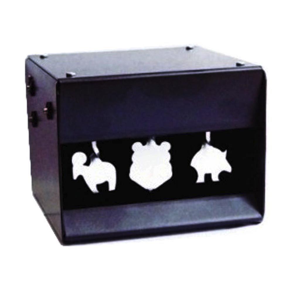 Alvo Caixa Metálica 3 pendulos - Miramar
