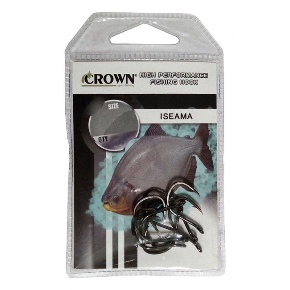 Anzol Crown Iseama Sure - Tamanho 10