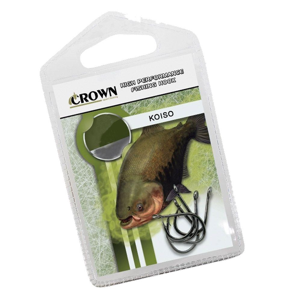 Anzol Crown Koiso - Tamanho 12