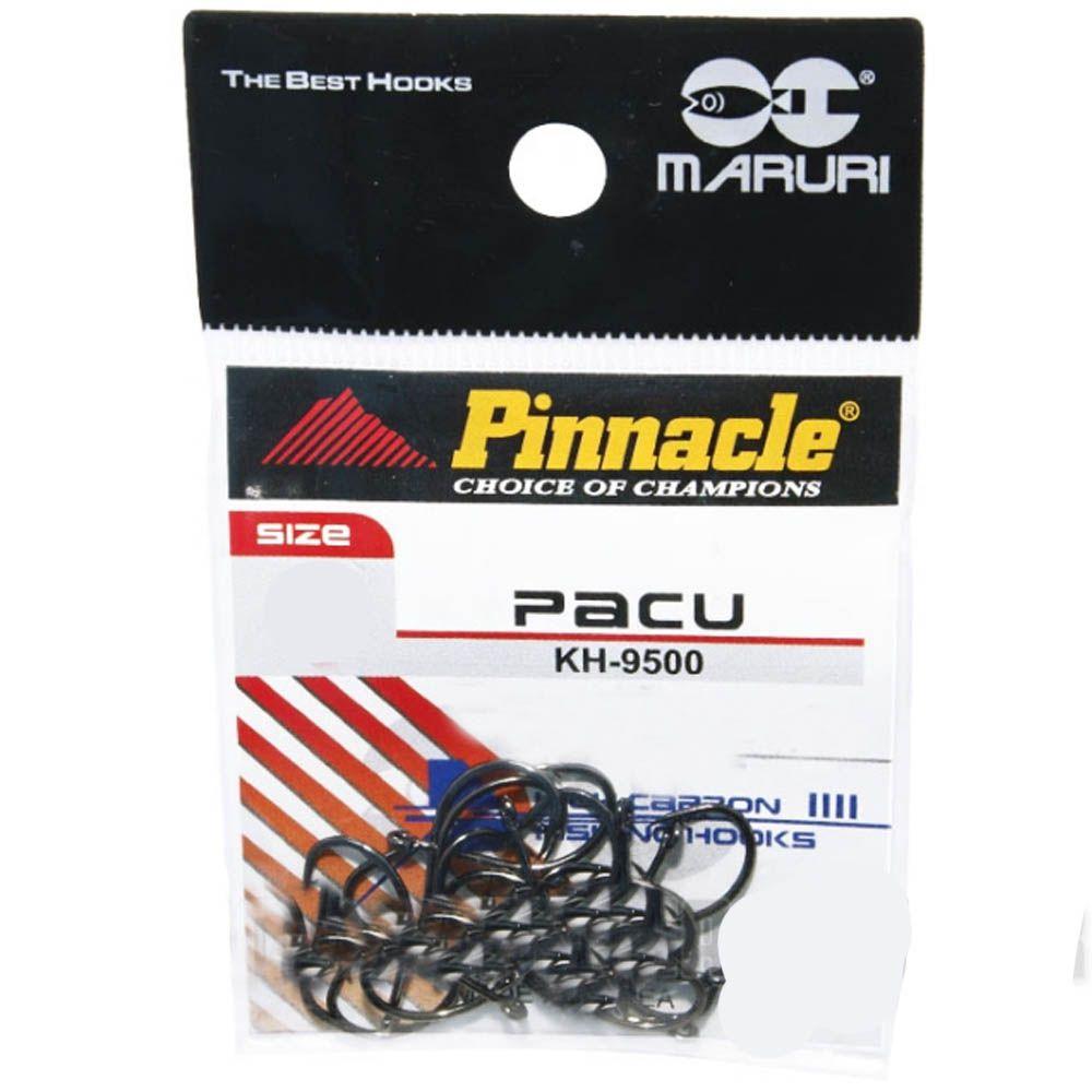 Anzol Maruri Pinnacle Pacu KH-9500 - Tamanho 2/0 C/ 25 Und
