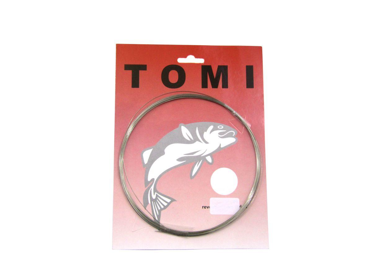 Arame de Aço Tomi - Tamanho 18