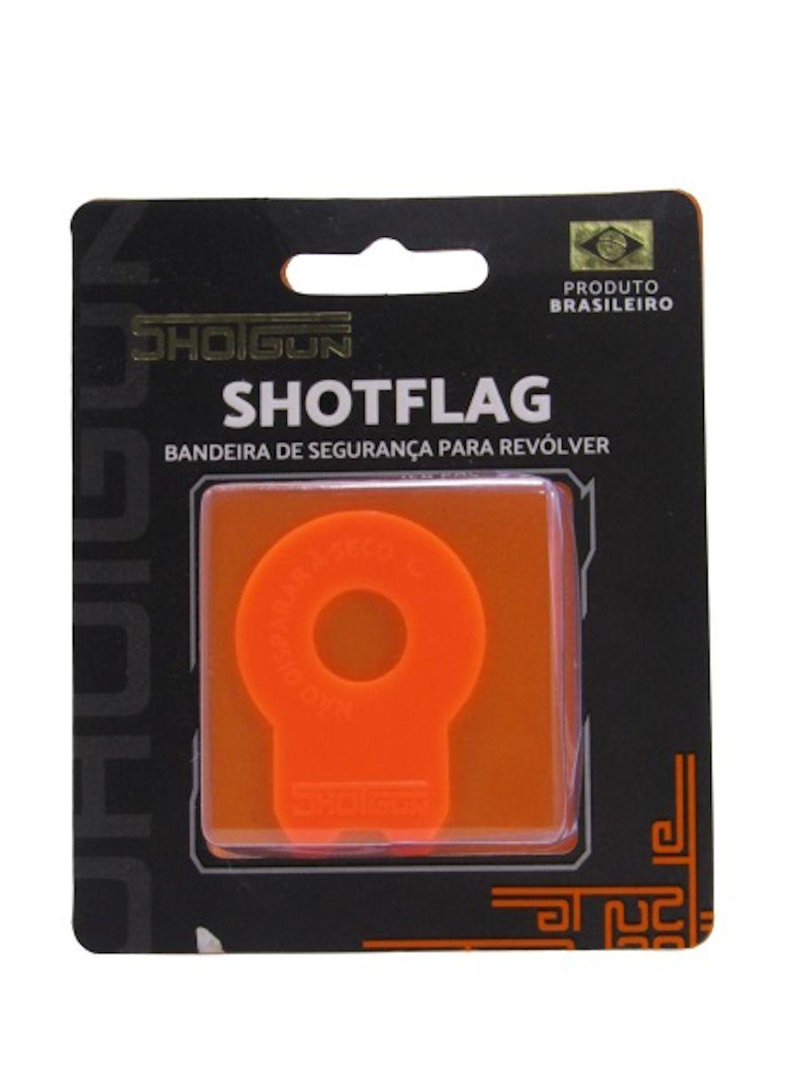 Bandeira de segurança para revólver Shotflag Shotgun - SF RV6