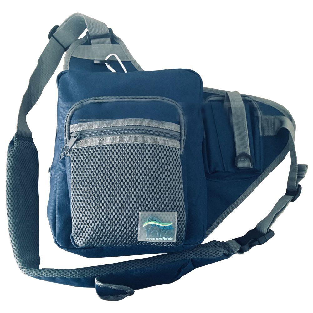 Bolsa Yara Fishing Bag Azul