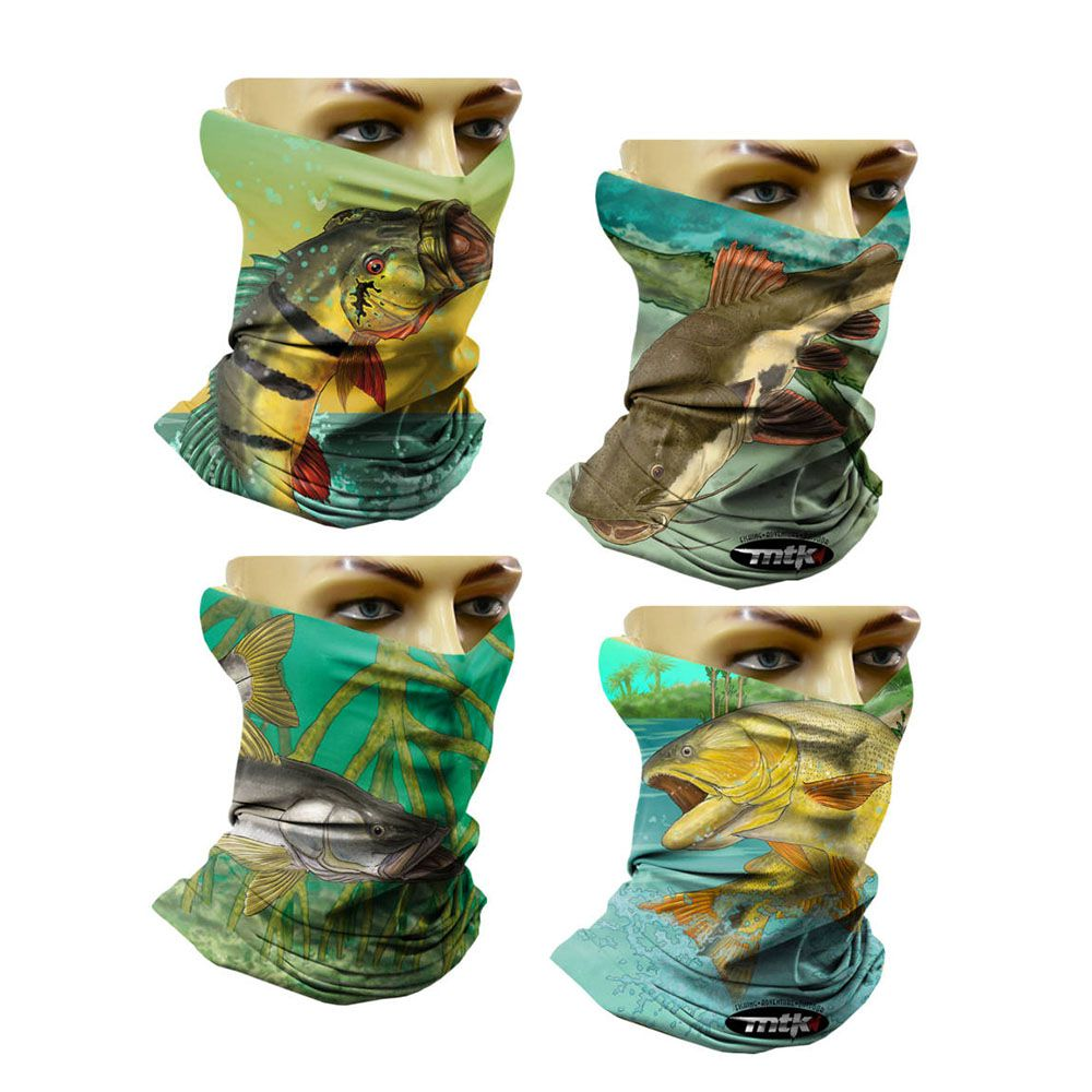 Buff MTK - Máscara de Proteção Solar