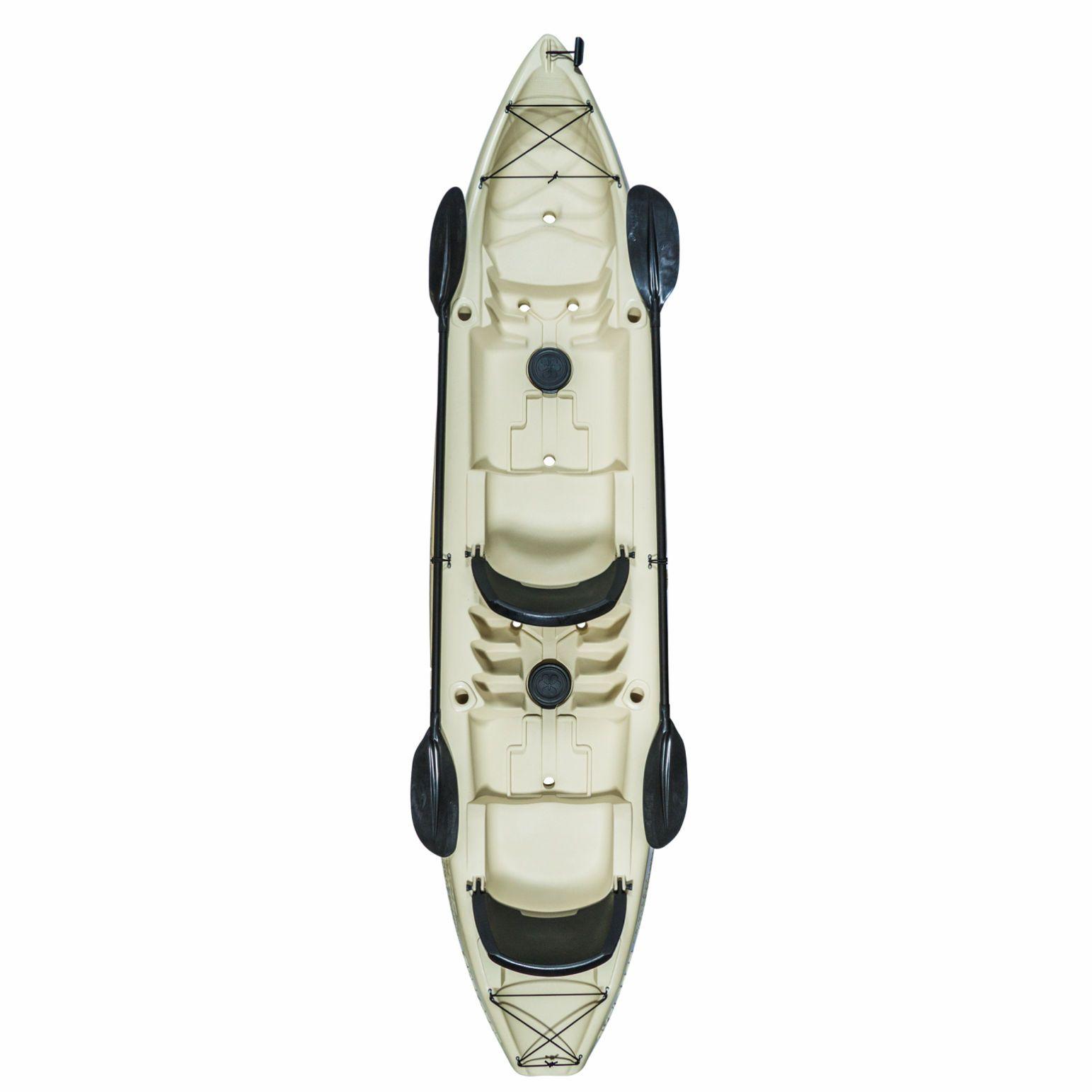 Caiaque Brudden Explorer UP Fishing - Areia 100% Bege