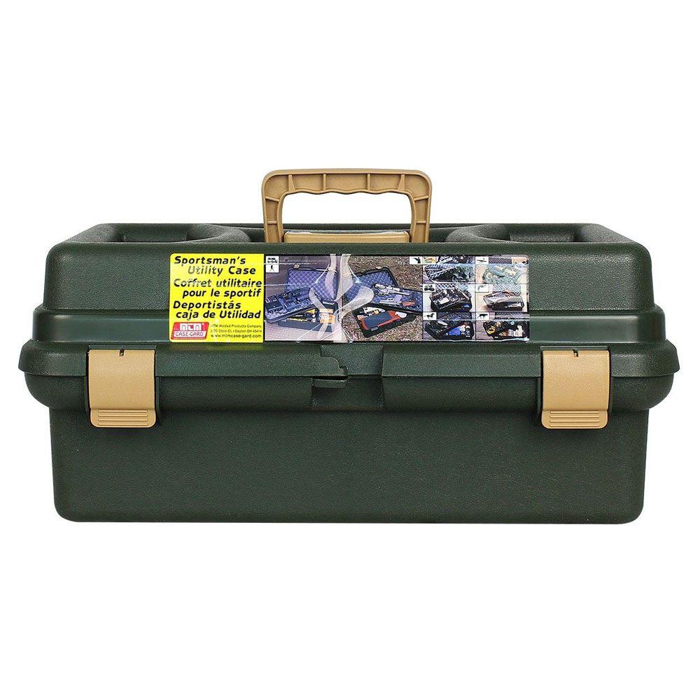 Caixa MTM Plástica Sportsmans Utility Case