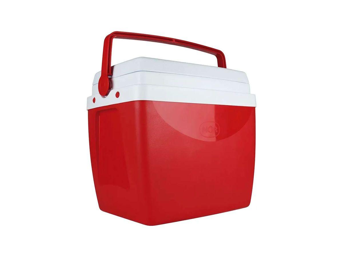 Caixa Térmica Mor 26L - Vermelho