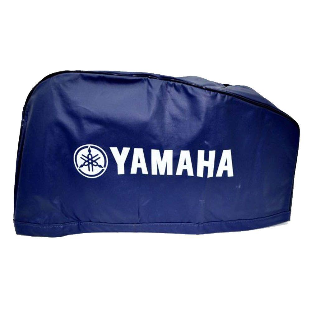 Capa para Capô de Motor De Popa Yamaha 25 Hp Bm/xm - 2 Tempos