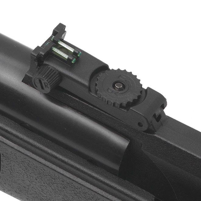 Carabina de Pressão CBC Jade PRO 5,5mm Oxidada Preta