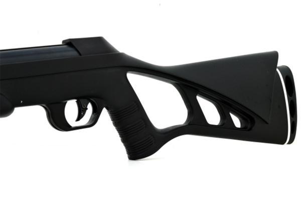 Carabina de Pressão CBC Nitro X 1000 F22 5,5mm Oxidada
