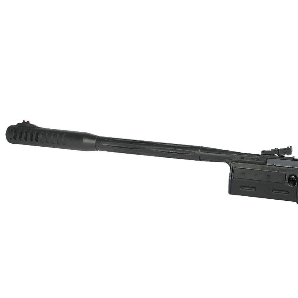 Carabina de Pressão Hatsan Strike Airtact Polímero 5,5mm