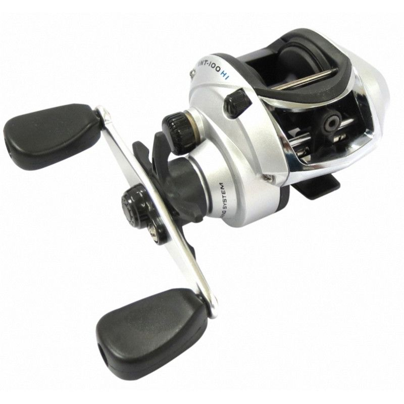 Carretilha Marine Sports Intruder 100 - 1 Rolamento