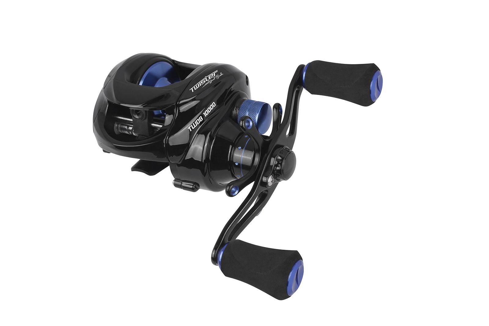 Carretilha Saint Plus Twister Dual Brake 10000LH Esquerda - 10 Rolamentos