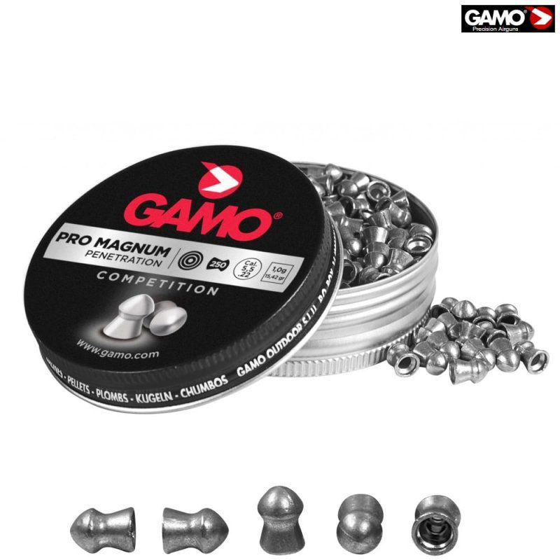 Chumbinho Gamo Pro Hunter Impact Cal. 5,5mm - 250 unidades