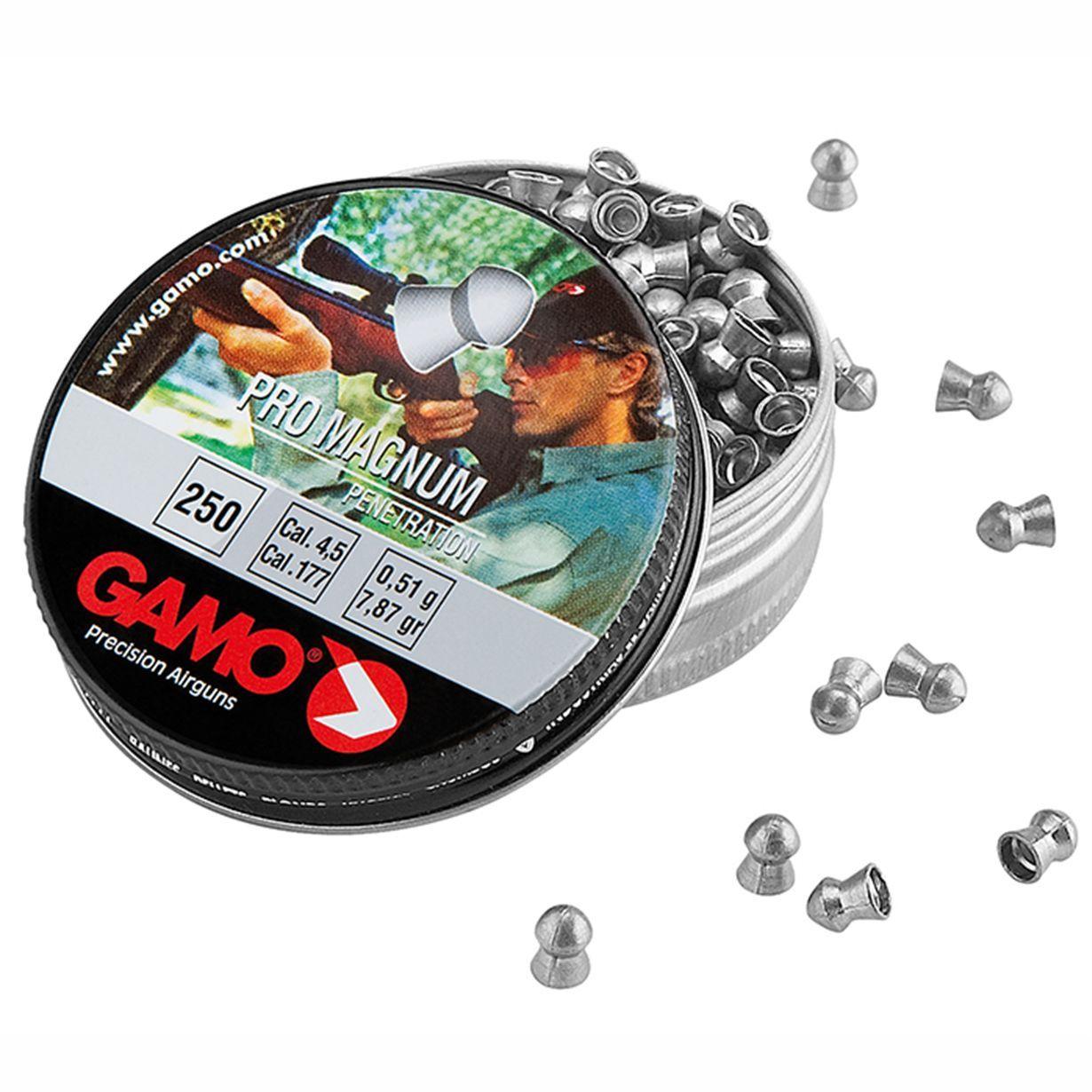 Chumbinho Gamo Pro Magnum Penetration Cal. 4,5mm - 250 unidades