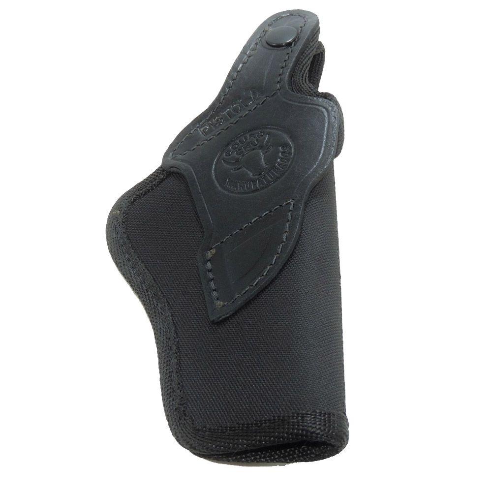 Coldre em Nylon Couro Cru para Glock G28