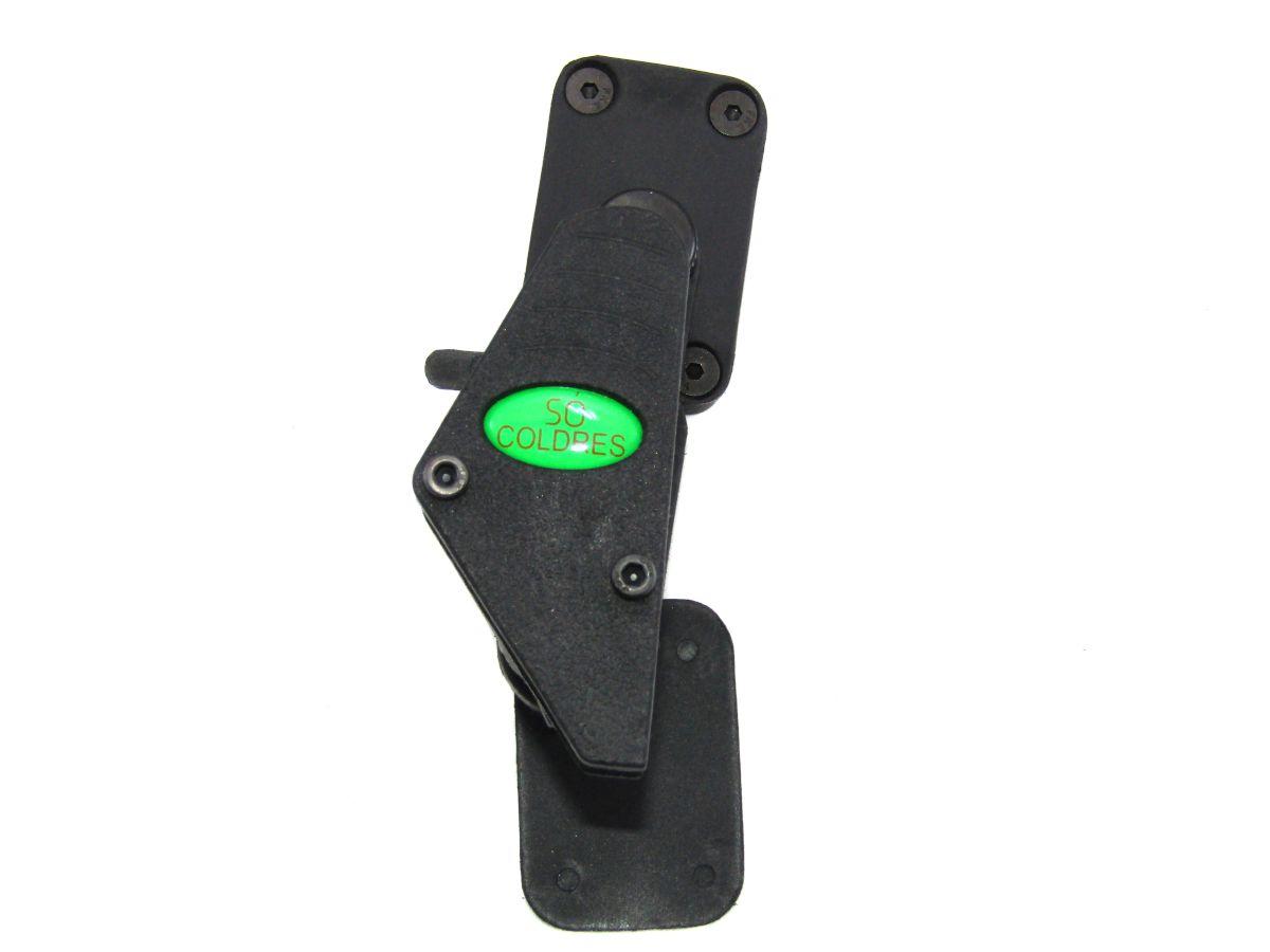Coldre Polímero IPSC Só Coldres Glock 22/ 23/ 25 - SC402