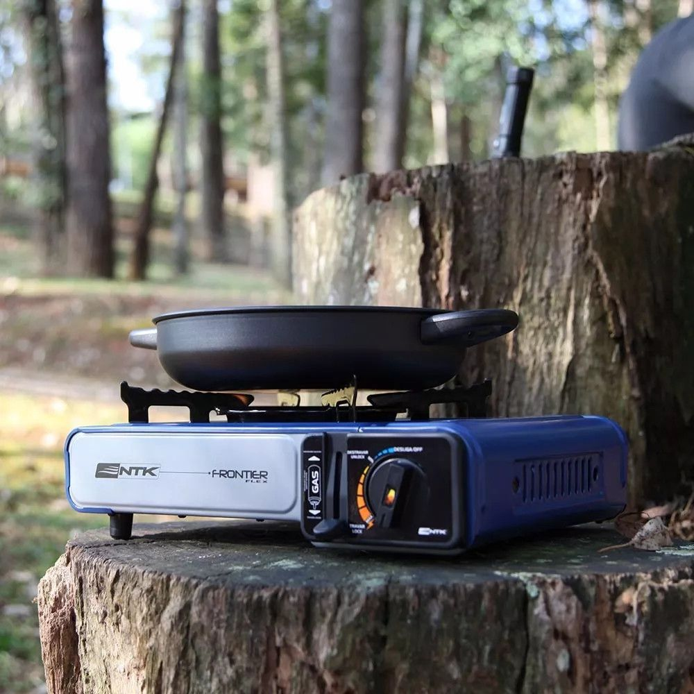 Fogareiro Camping Frontier Flex - NTK Nautika