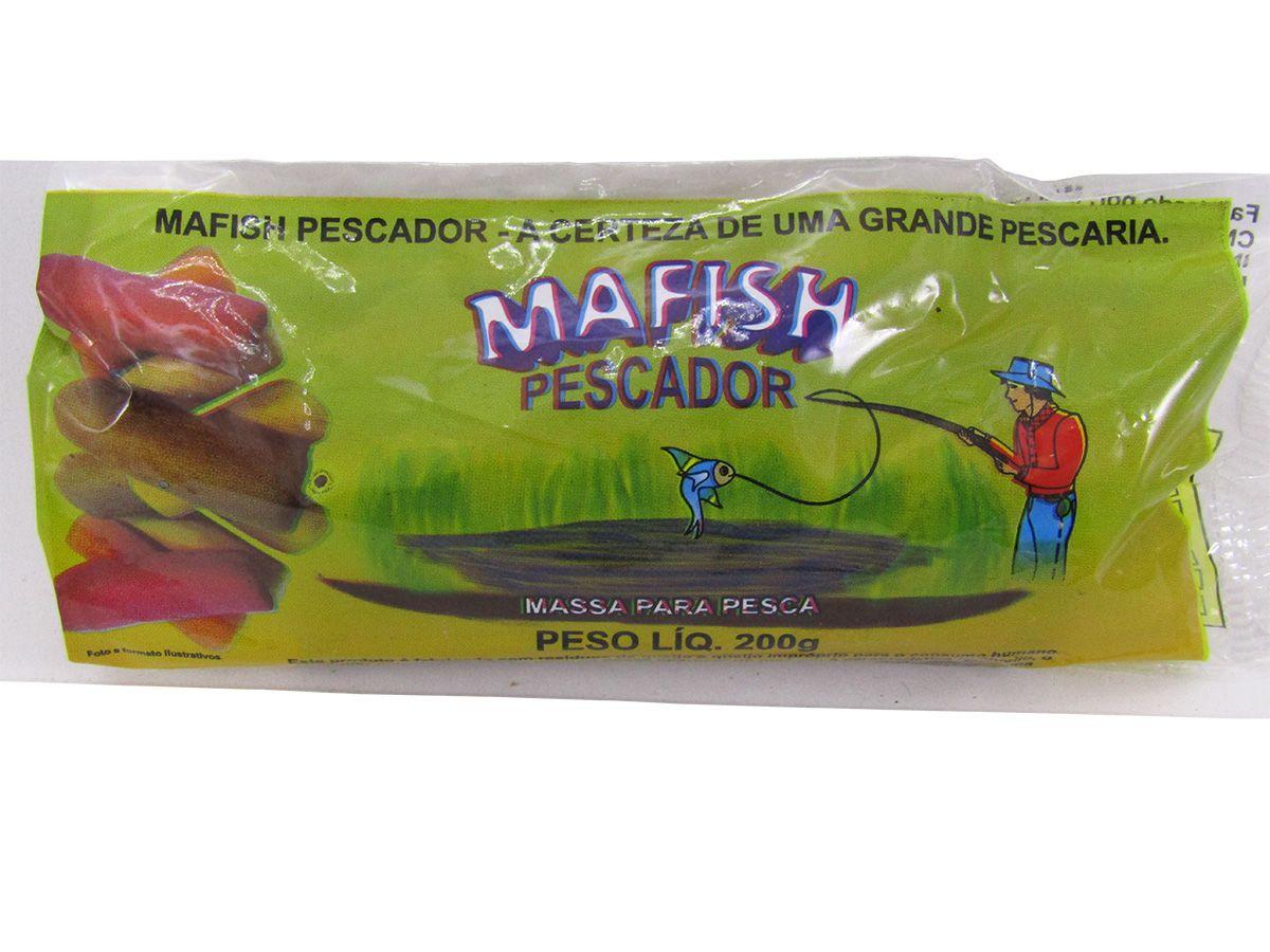Kit C/3 Massa Pronta Mafish Fididinha 200g