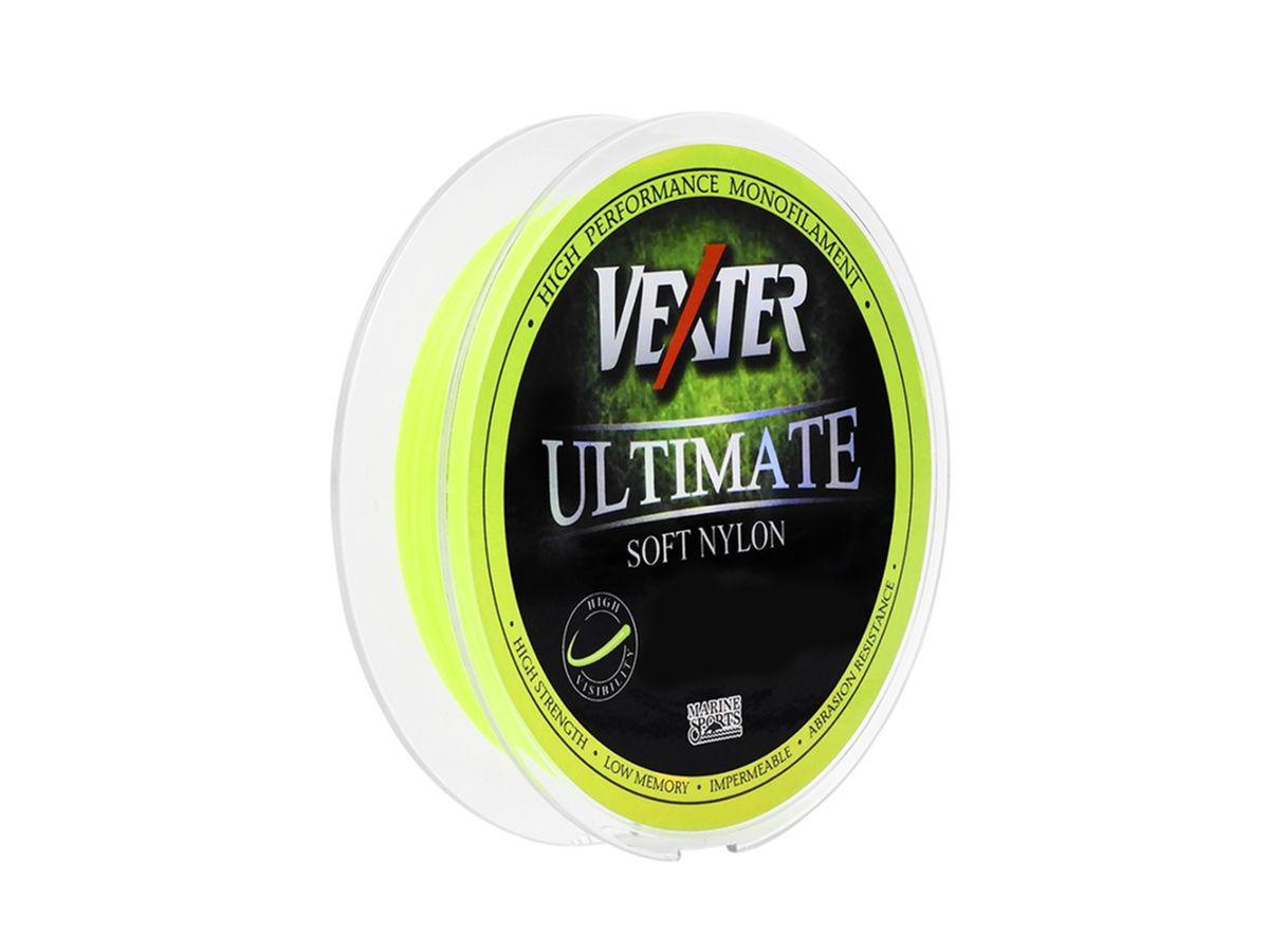 Kit Carretilha Saint Plus Vizel 12000 - Esquerda - 12 Rolamentos + Linha Vexter 0,37mm 300m e Boia JR