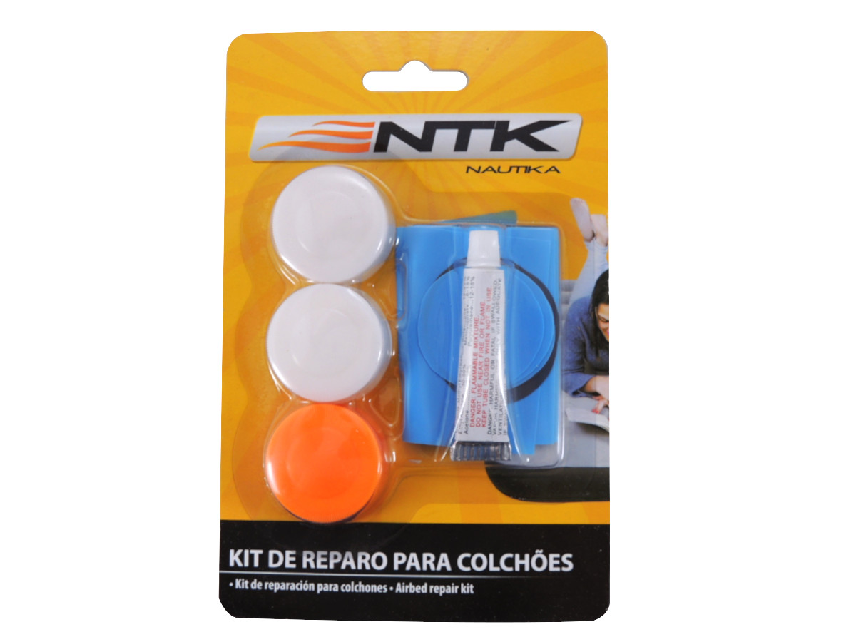 Kit de Reparo NTK para Colchão Inflável