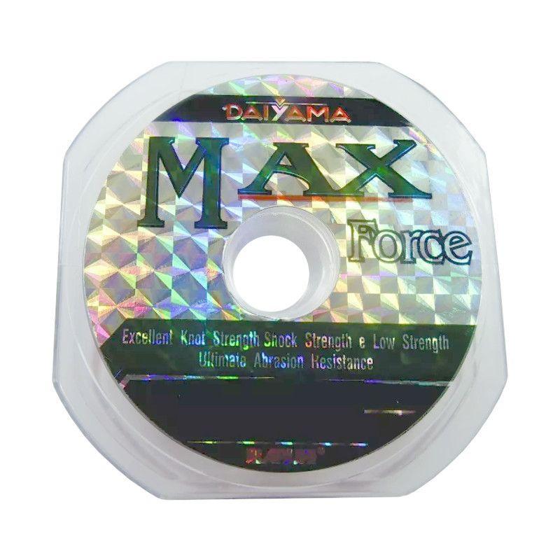 Linha De Pesca Max Force - 0,66mm Mono - 100m