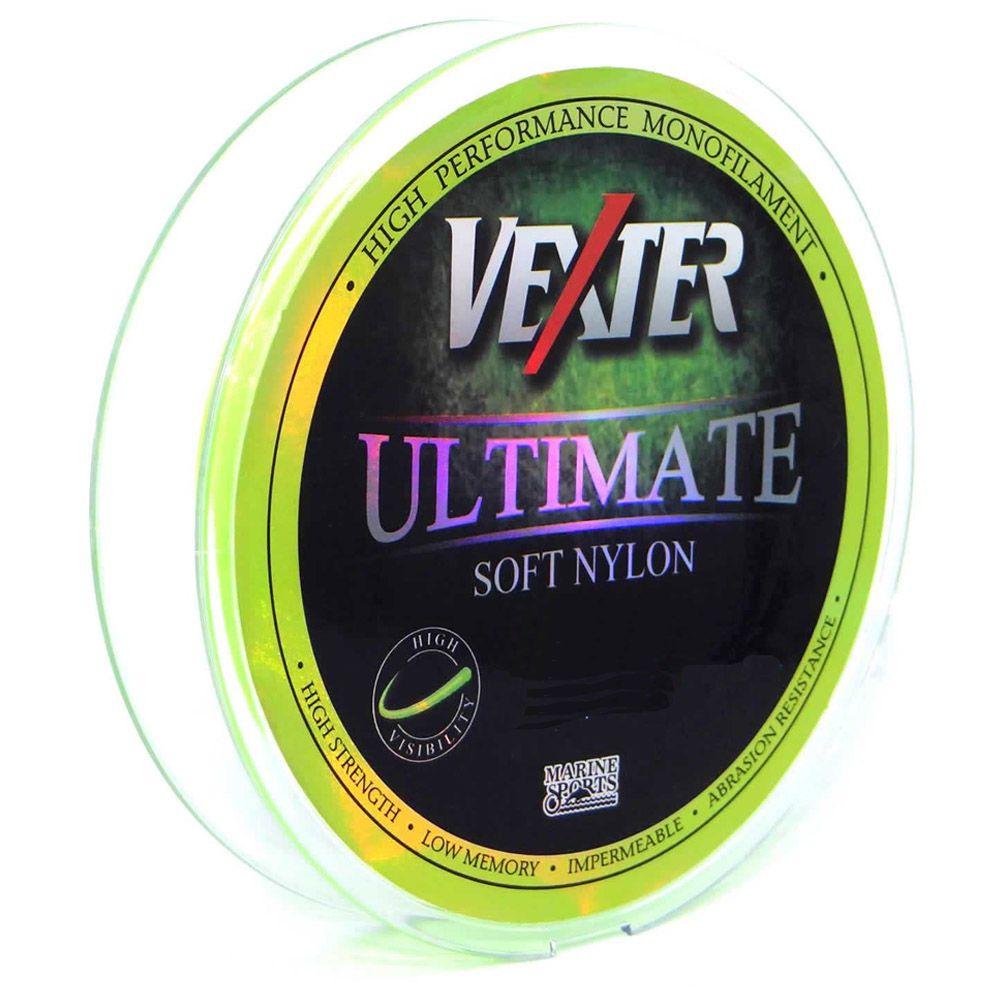 Linha Marine Sports Vexter Ultimate Soft 0,37mm 18,6Lbs 300m - Verde