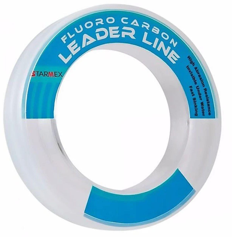 Linha Starmex Fluoro Carbon Leader Line 70Lb  0,70mm 50m