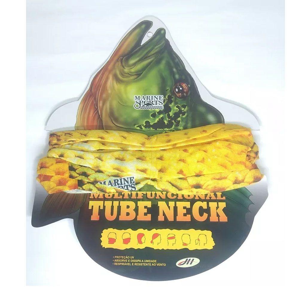 Máscara Protetora Tube Neck Marine Sports