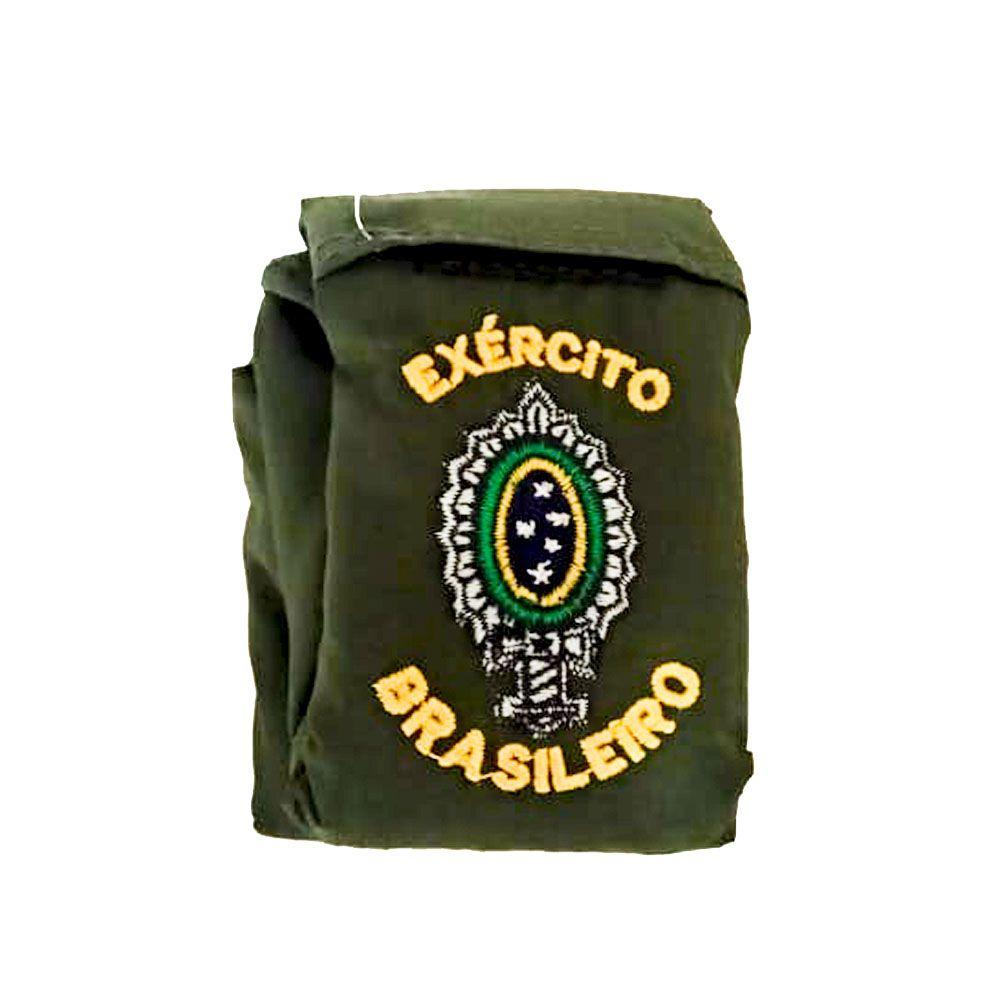 Mochila Verde Oliva Company Exército Brasileiro