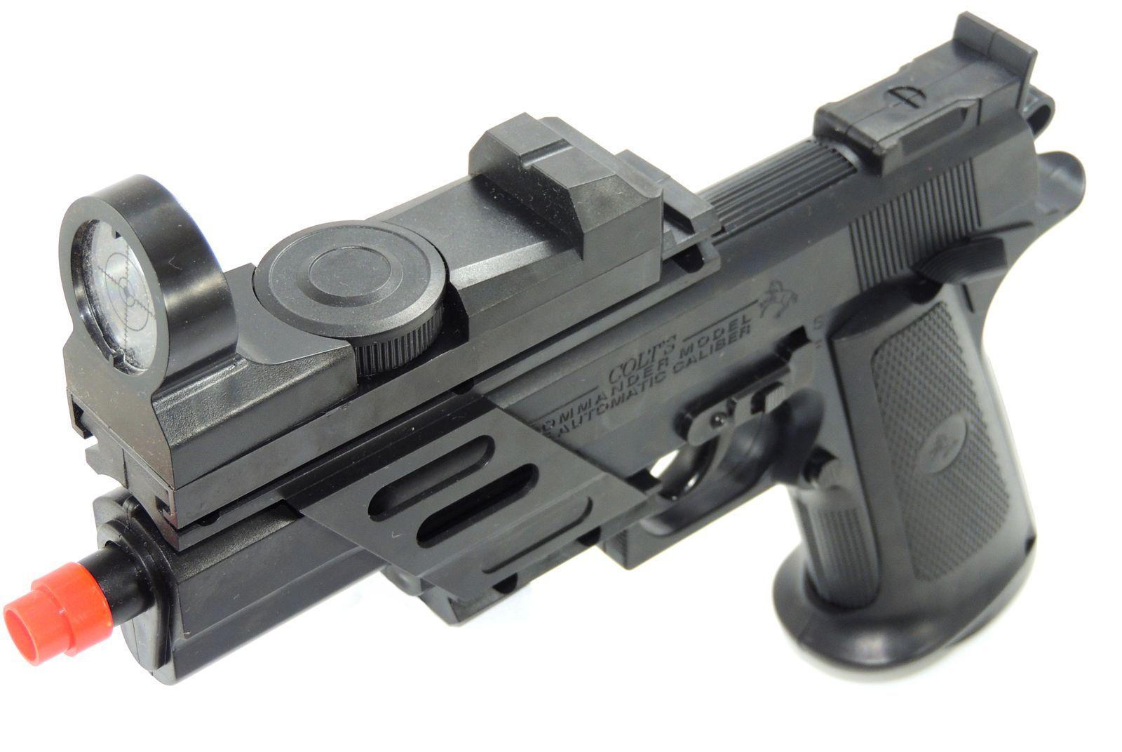 Pistola Airsoft Colt 1911 Combat Commander