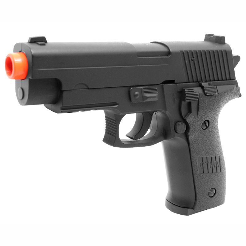 Pistola Airsoft Compact Cyma Zm23 P229 Full Metal